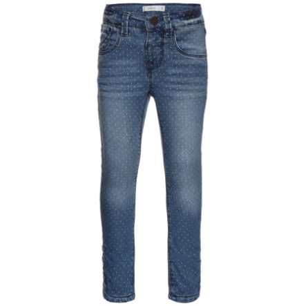 name it Girls Jeans Bamerta medium blue denim