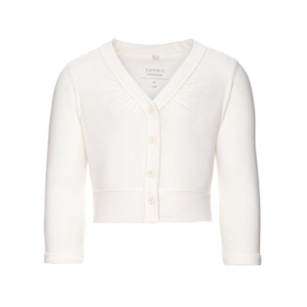 name it Girls Bolero Violfut snow white