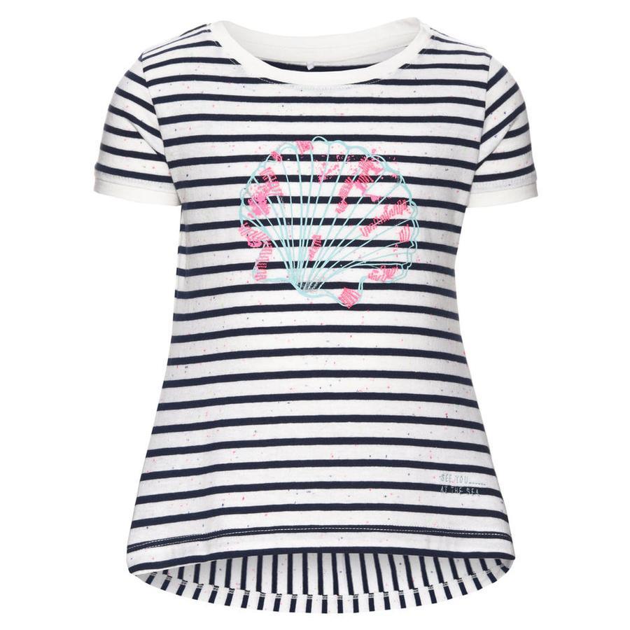 name it Girl s Les bailleurs de T-Shirt fonds s'habillent en bleu