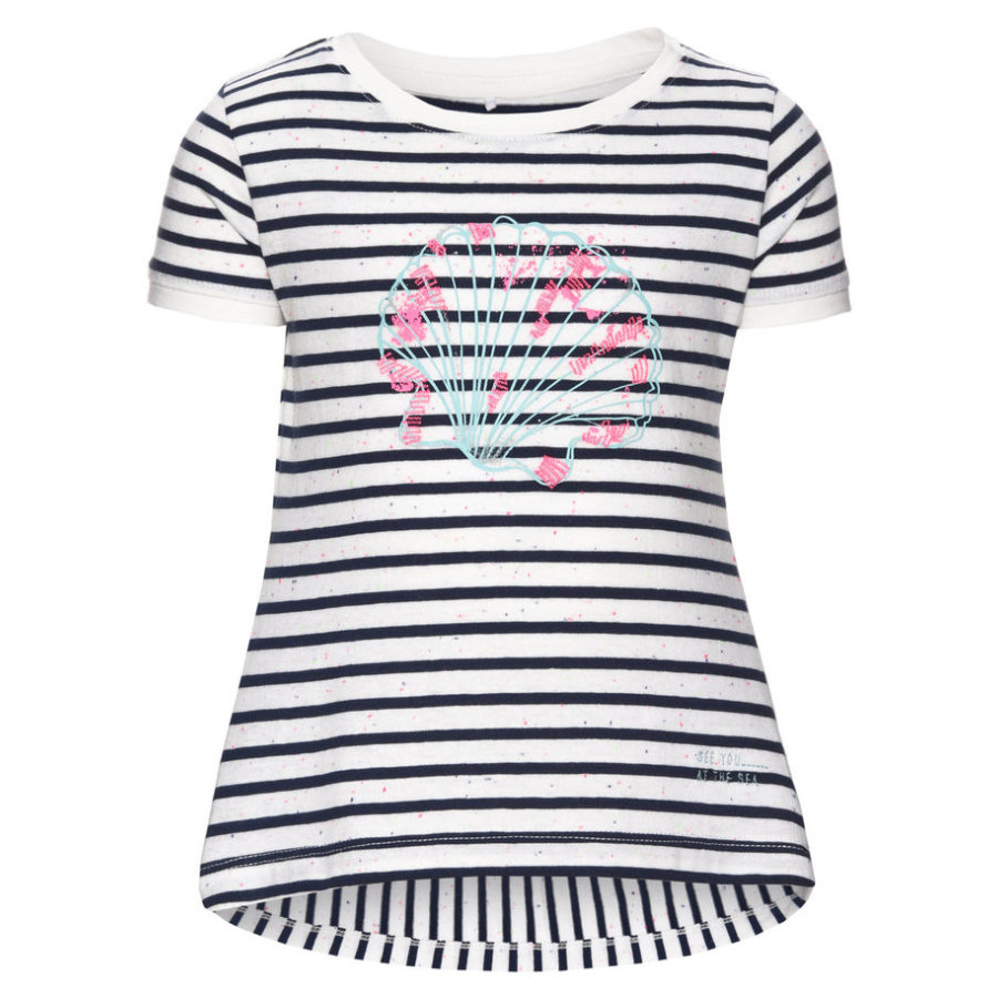 name it Girls T-Shirt Funders dress blues