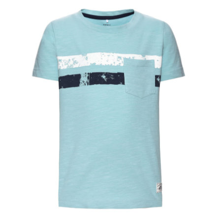 name it Boys T-Shirt Felix aqua haze