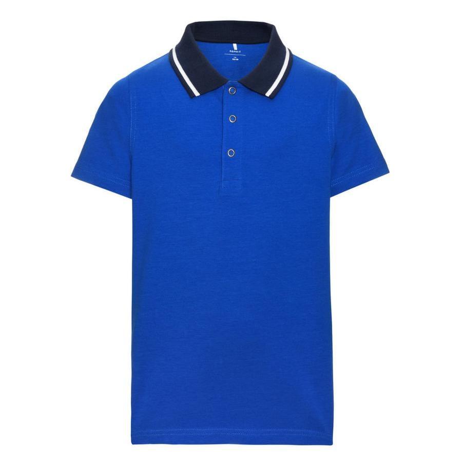 name it Boys Polo Vartinfun azul náutico