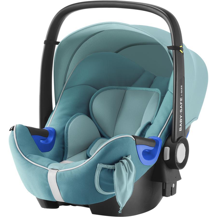 britax r mer babyschale baby safe i size lagoon green. Black Bedroom Furniture Sets. Home Design Ideas