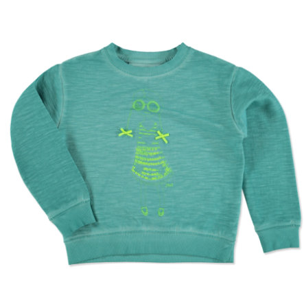 JETTE by STACCATO Girl s Boxy-Sweat bay