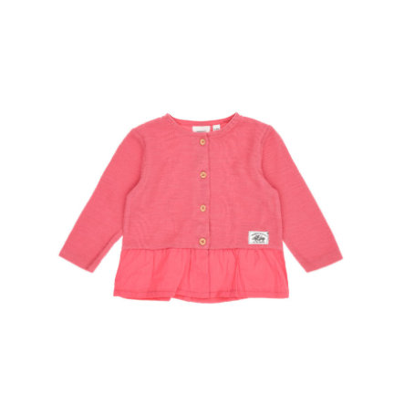 name it Girls Sweatjacke Eva rapture rose