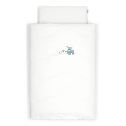 Sterntaler Baby sengetøy esel Erik ecru 80 x 80 cm