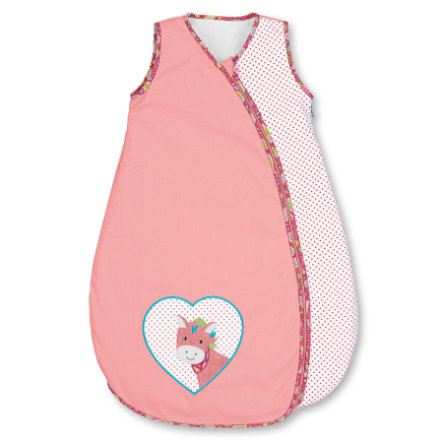 Sterntaler Poni-Peggy -unipussi 70 - 110 cm, vaaleanpunainen