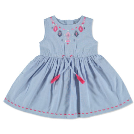 STACCATO Girls Kjole chambray