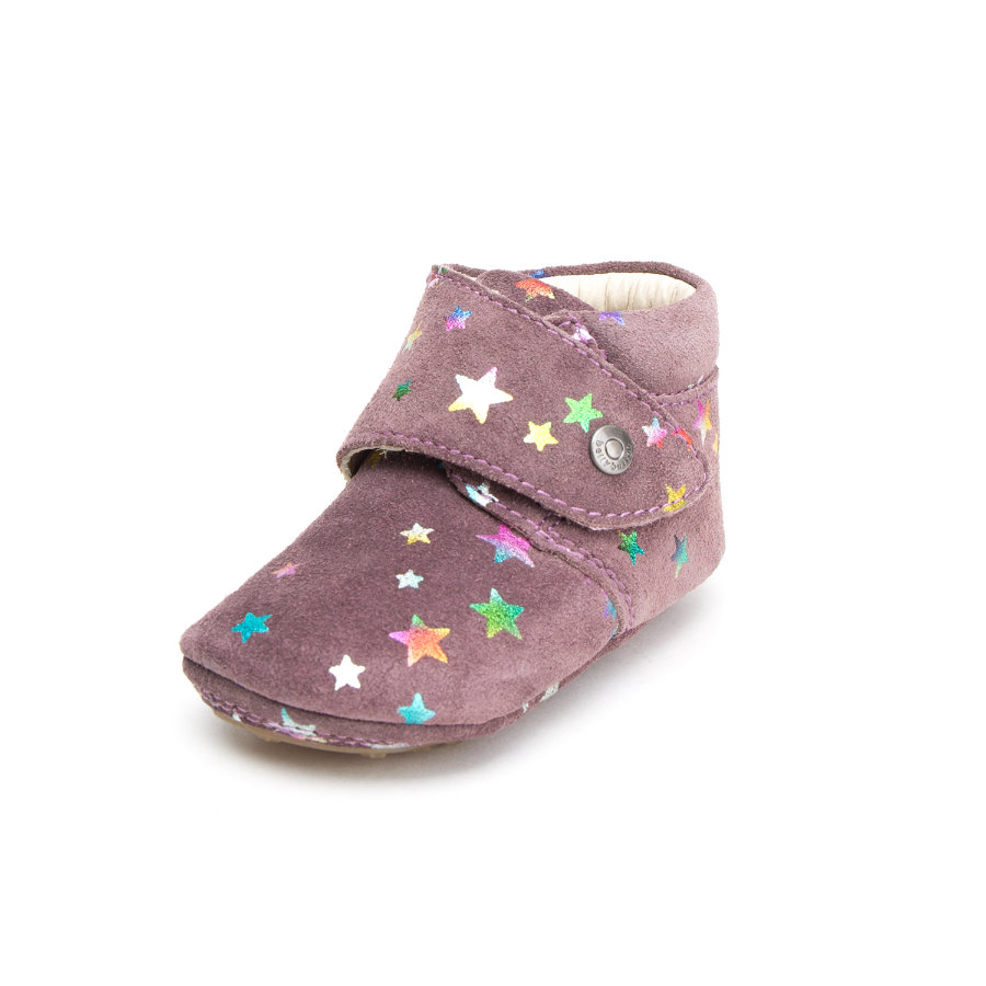 bellybutton Girls Krabbelschuhe malva kombi