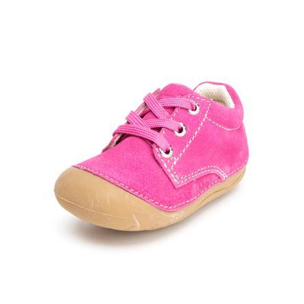 Lurchi Girls Krabbelschuh Flo pink