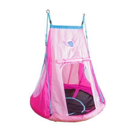 HUDORA® Gynge med telt, Heart 110