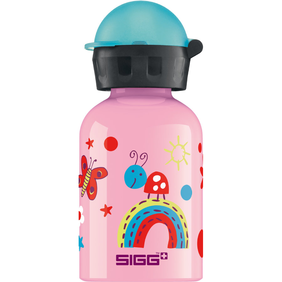 SIGG Trinkflasche 0,3 l Funny Insects