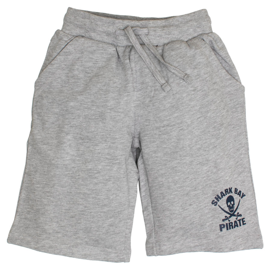 Capt'n Sharky by SALT AND PEPPER Boys Shorts Sharky Bay grey