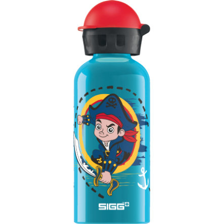 SIGG Gourde enfant 0,4 l capitaine Jake