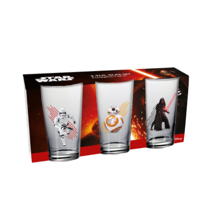 P:OS Glas-set- Star Wars