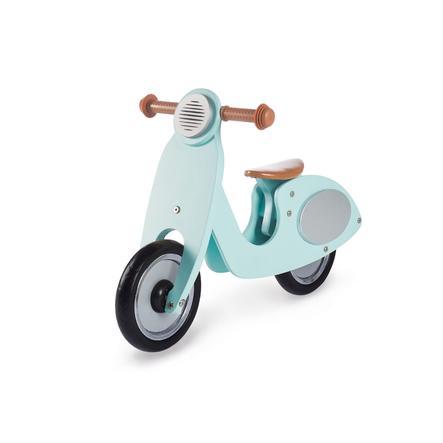 Pinolino Bicicletta senza pedali Vespa Wanda, menta