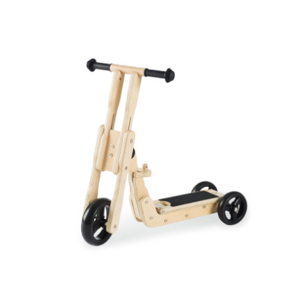 Pinolino Trottinette enfant Theo, naturel