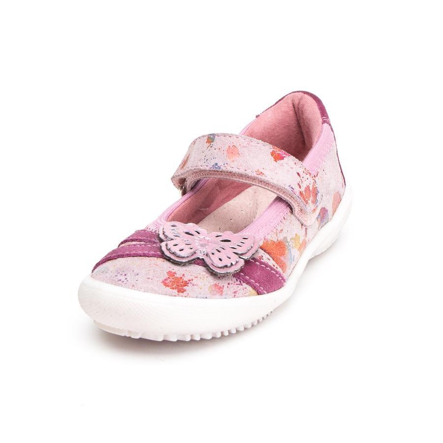 """s.Oliver shoes Sandaler """"Fjäril"""" mauve"""