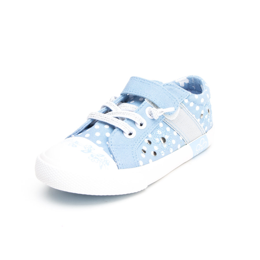 s.Oliver buty Girl niskie buty jasnoniebieski, jasnoniebieski
