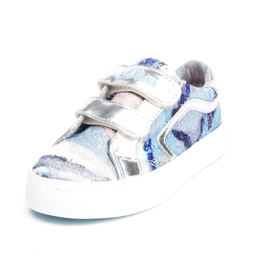 s.Oliver shoes Skor light blue