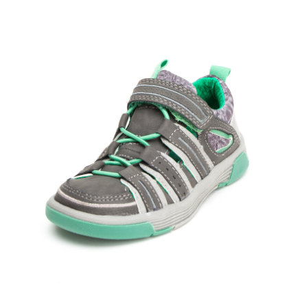 s.Oliver chaussures Boys basse gris chaussure
