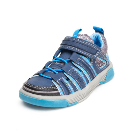 s.Oliver chaussures chaussure Boys bas chaussure bleu marine