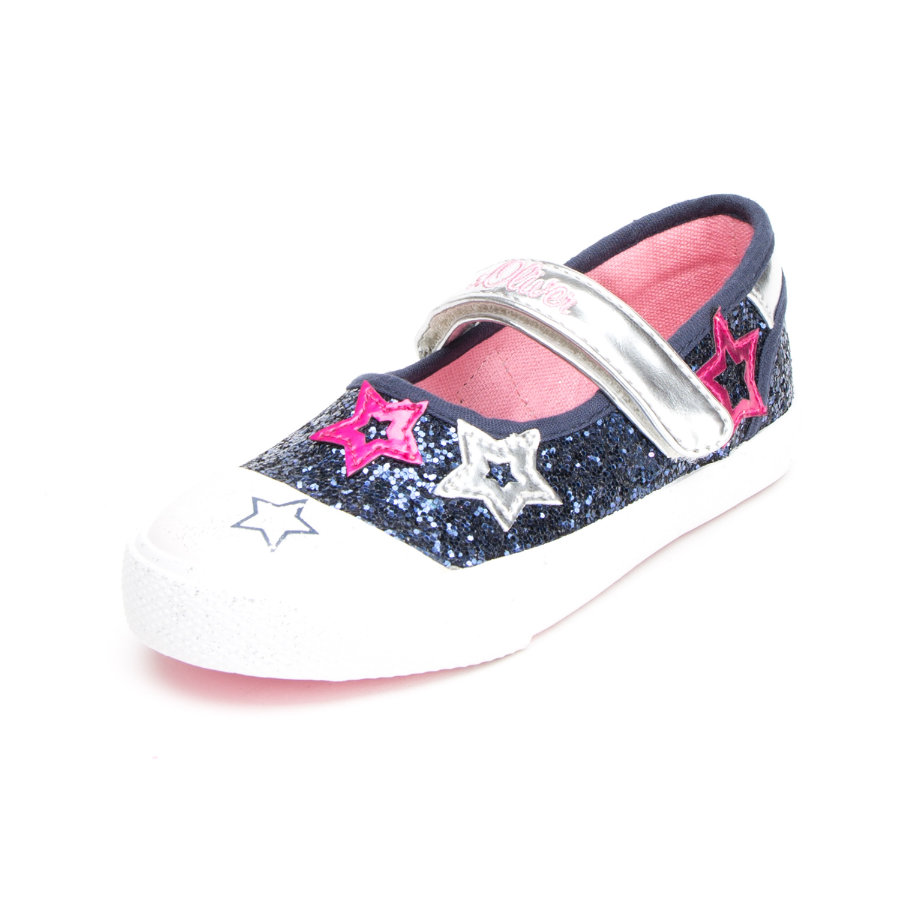 s.Oliver shoes Girls Sandale Stern navy