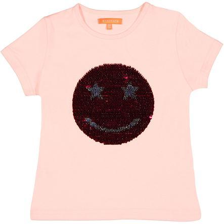STACCATO Girls T-Shirt powder Smily