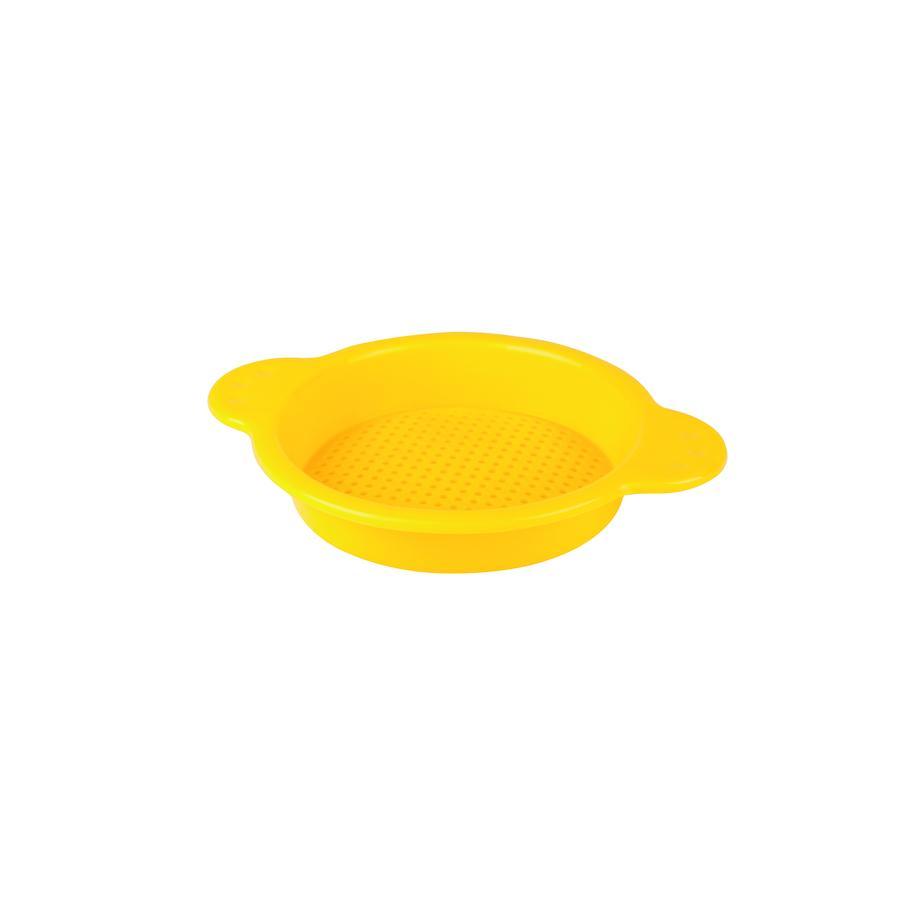 Hape Kleines Sieb, gelb