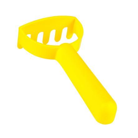 HAPE Rastrillo, amarillo