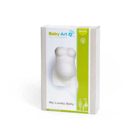 Kit De Yeso Para Bebes.Baby Art Moldeado En Yeso Para La Barriga De Embarazo Belly Kit