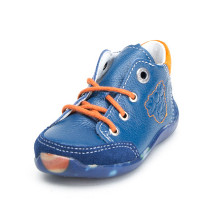 Pepino Boys Zapato de aprendizaje Uli gentian/tinte (mediano)