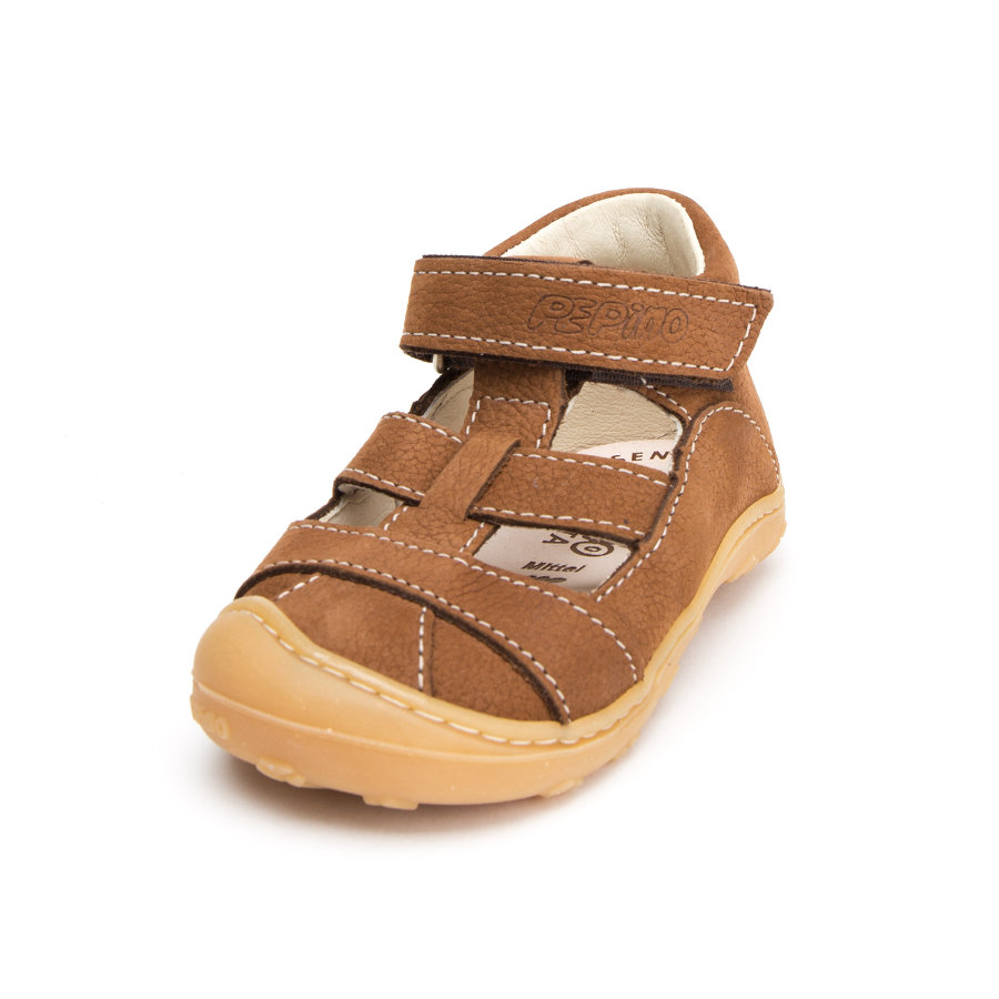 Pepino Girls Sandaler Lani curry (middel)