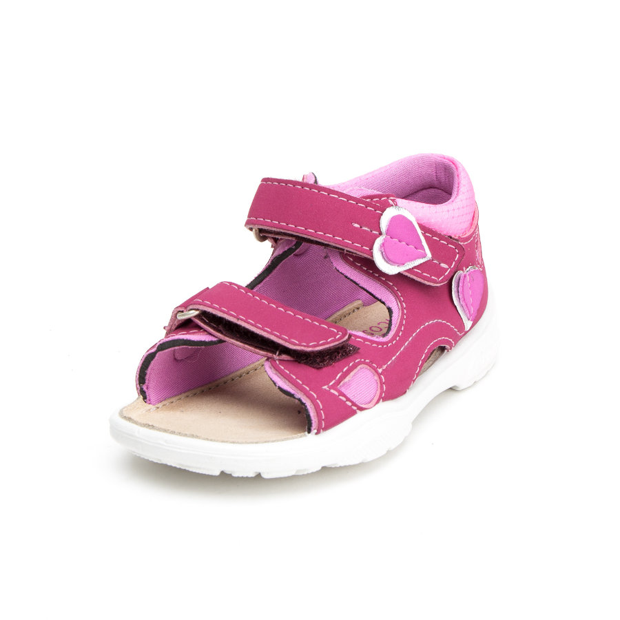 Pepino Girls Sandaler Kittie fuchsia/candy (middel)