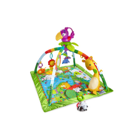 FISHER PRICE leikkimatto lelukaarella Rainforest Friends