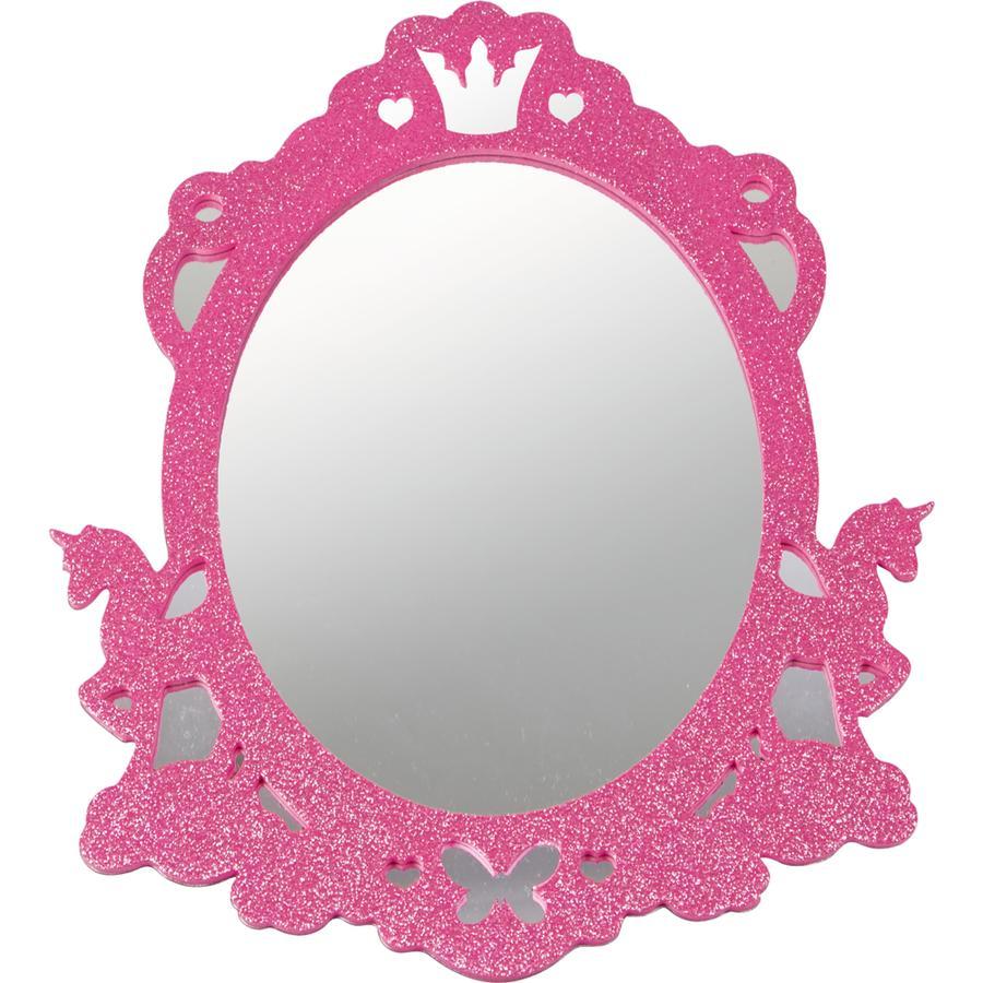 COPPENRATH Zauberhafter Wandspiegel zum Aufkleben Prinzessin Lillifee