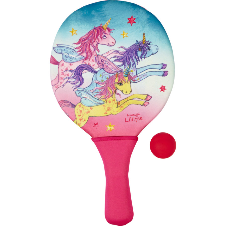 COPPENRATH Beachball-Set Prinzessin Lillifee