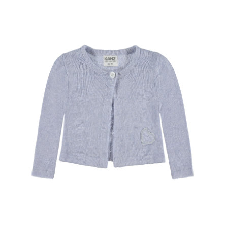 KANZ Girls Strickjacke heather