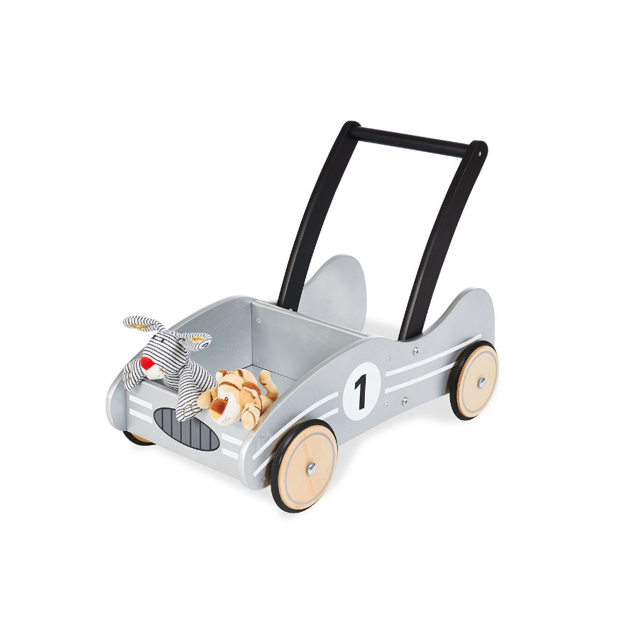 Pinolino Loopwagen Kimi, grijs