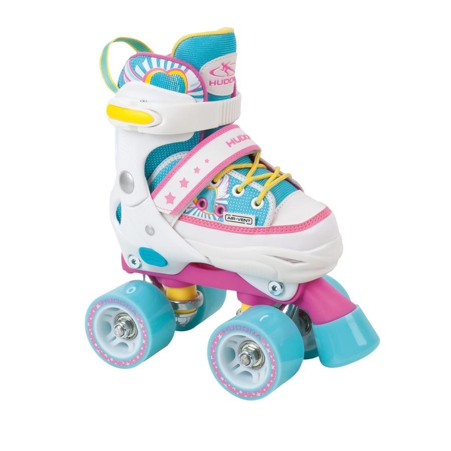 HUDORA ® Skate Wonders justerbar rulleskøjte, størrelse 32-35
