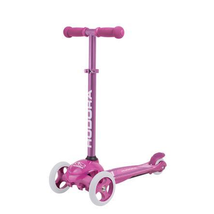 HUDORA® Step Flitzkids 2.0, roze