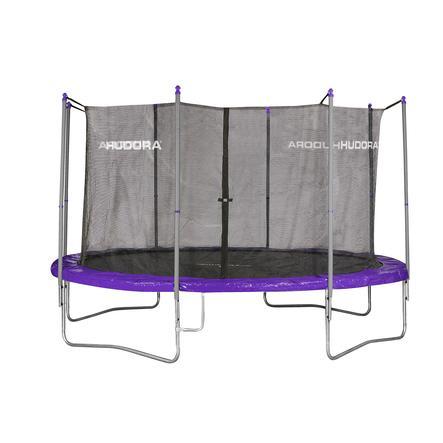 HUDORA® Fitness Trampolin 400, lila/grau