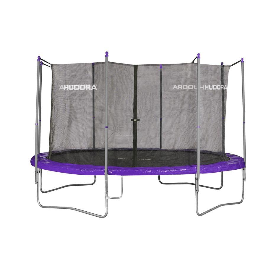 HUDORA® Fitness Trampolin 400, lila/grau -