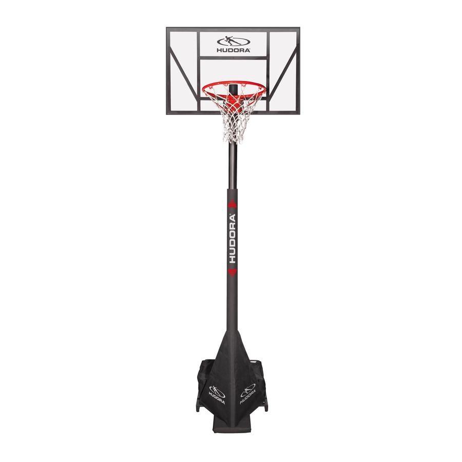 HUDORA® Basketboldkurv med stativ Competition Pro