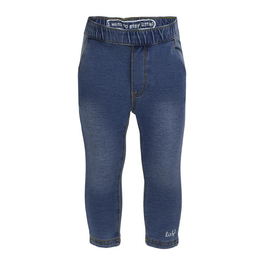 ran ! Girl s Jeggings jean bleu