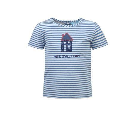 Rennen! Boys T-Shirt Blauw!