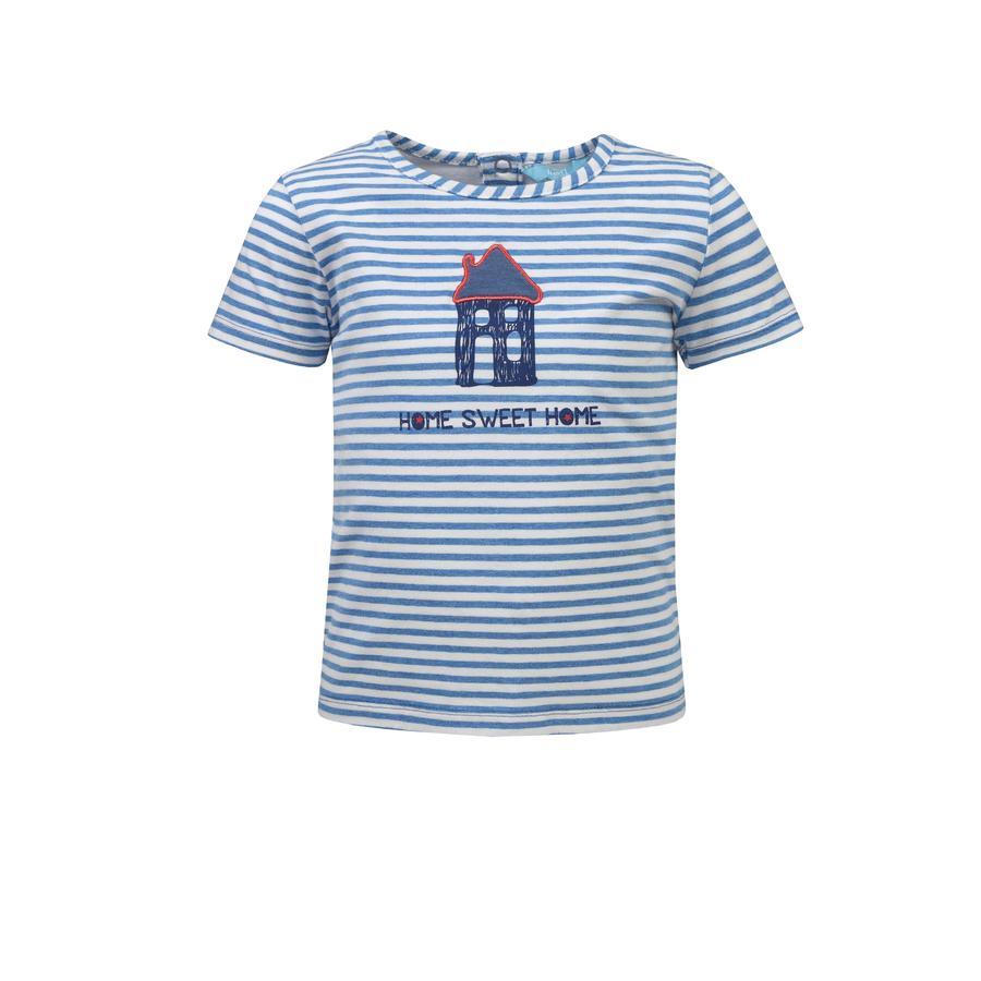 corrió! Boys T-Shirt azul