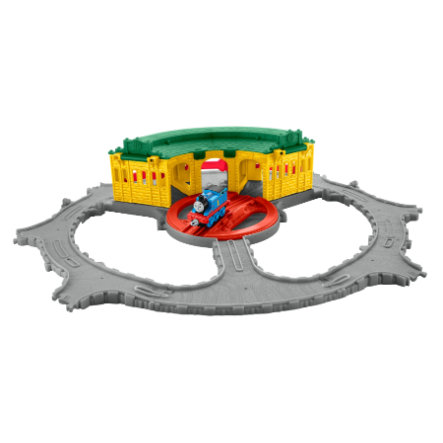 Fisher-Price® Thomas Adventures - Deposito di Tidmouth Adventures