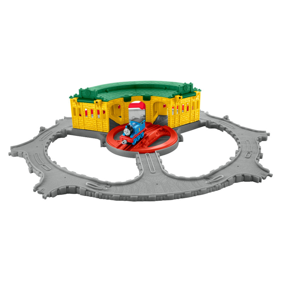 Fisher-Price® Thomas Adventures -  Lokschuppen Spielset