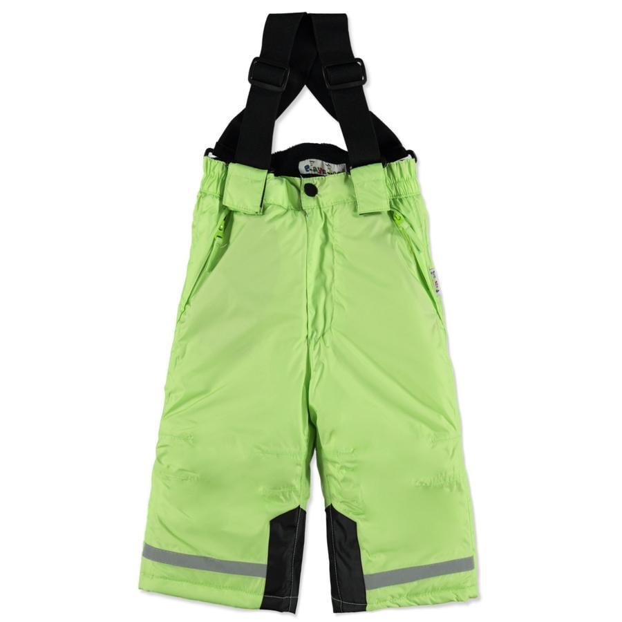 Playshoes Pantalon de neige vert